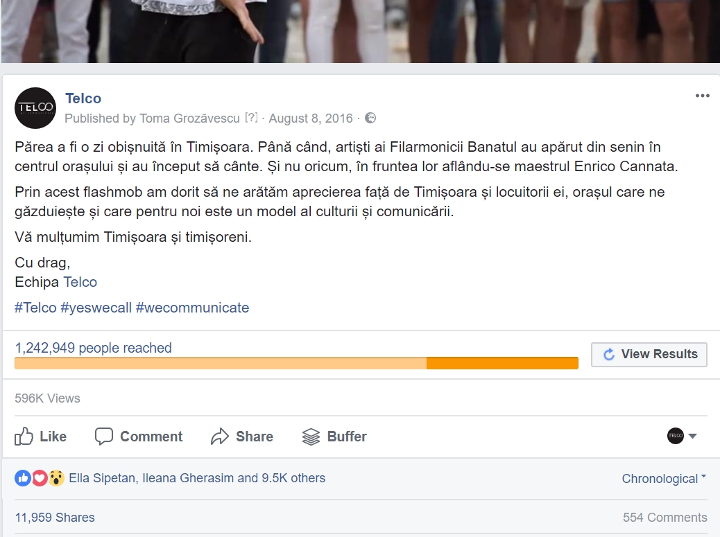 Cum creezi un video viral pe Facebook