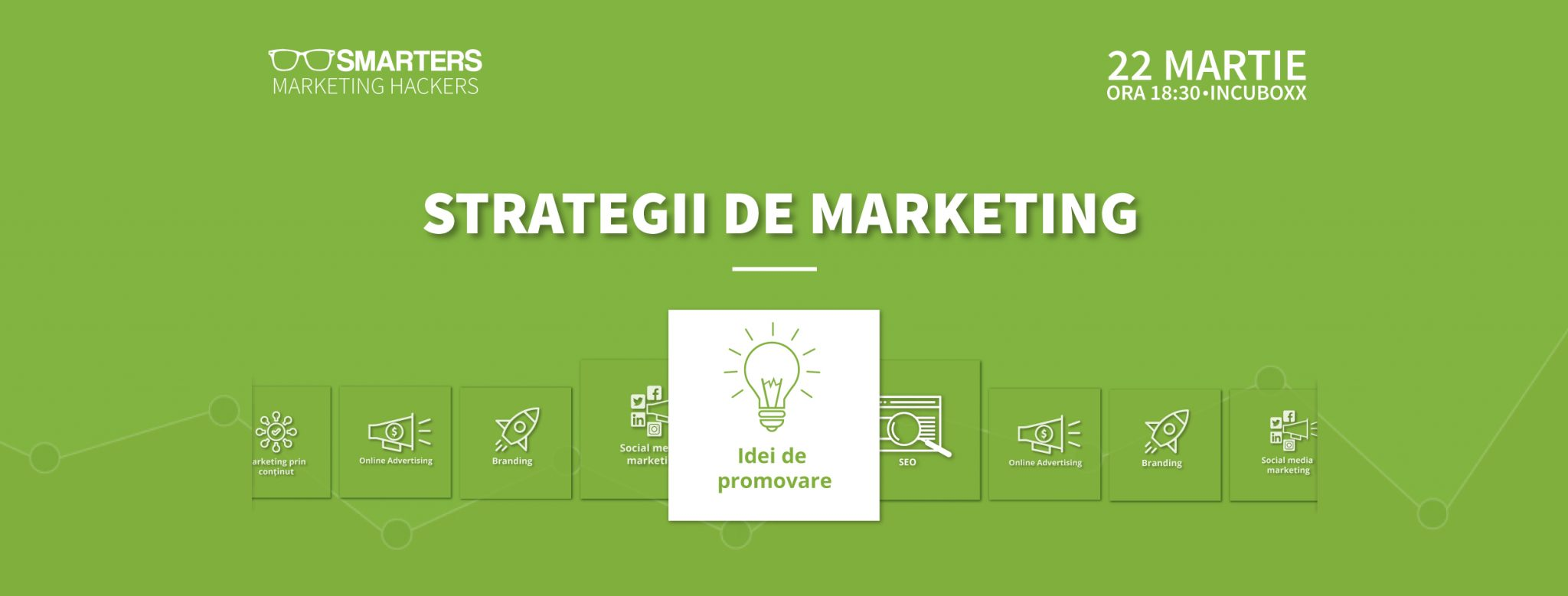 Marketing Hackers - Exemplu de eveniment ca metoda de promovare