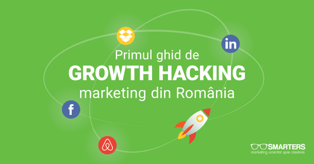Primul ghid de Growth Hacking Marketing din România