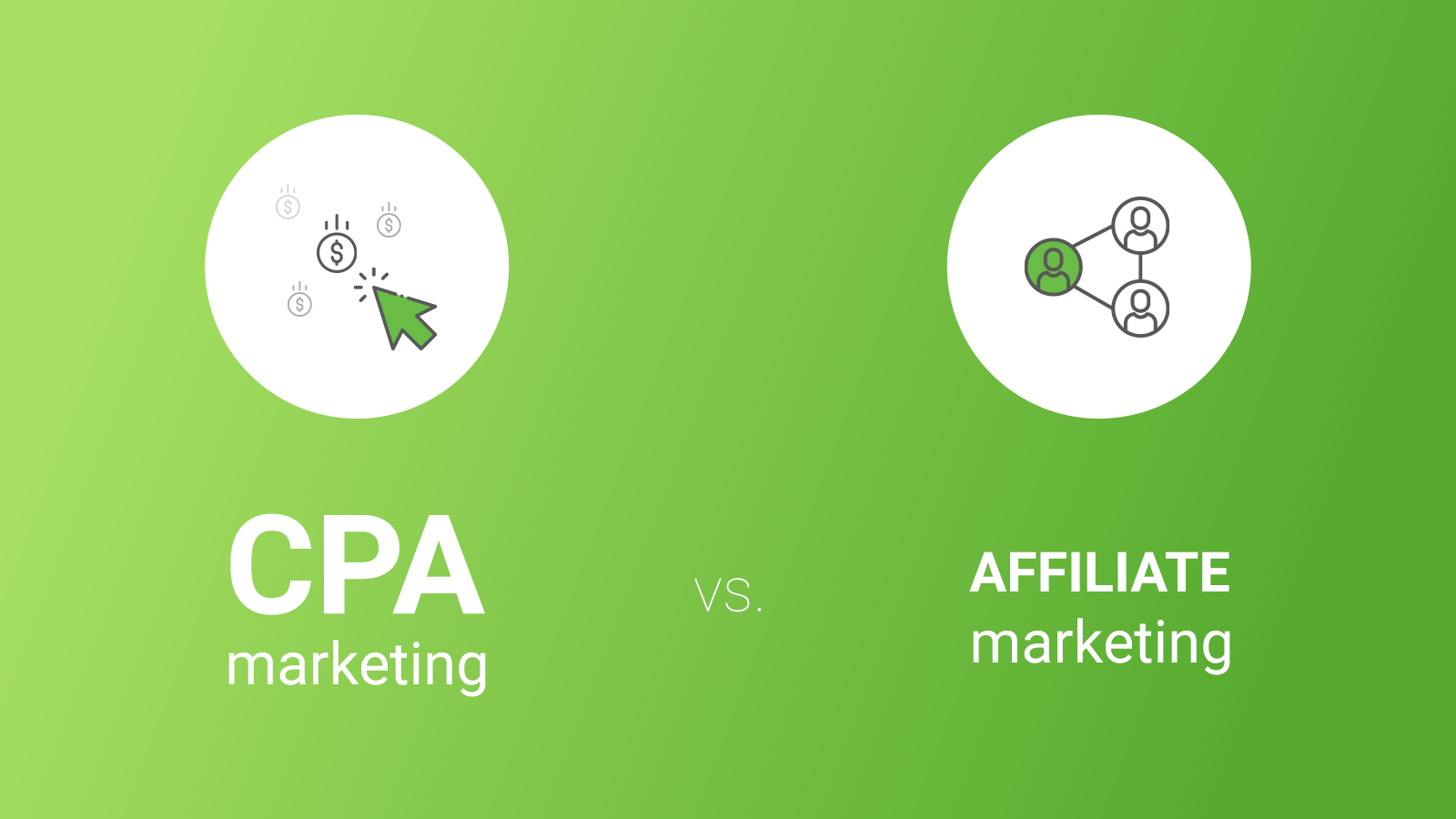 CPA Marketing vs Affiliate Marketing