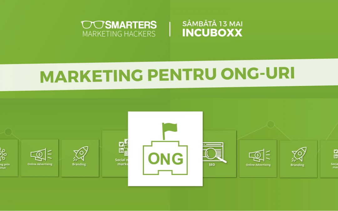 Curs Marketing ONG-uri Timisoara