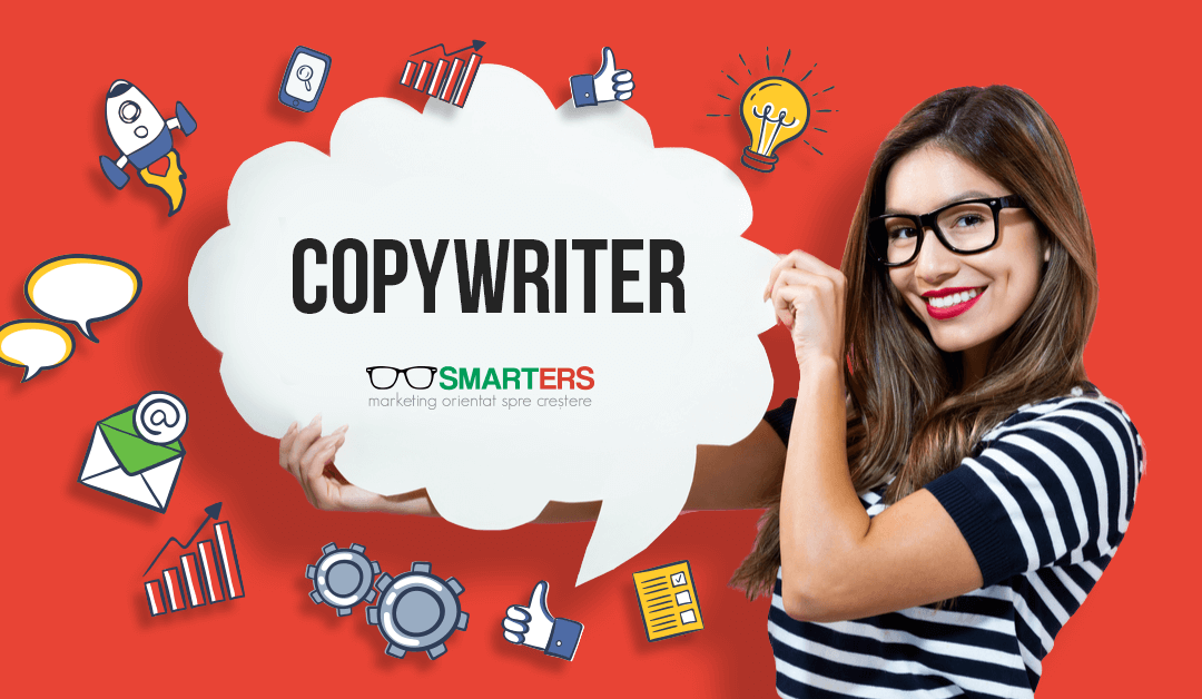 Oportunitate Carieră: Job de Copywriter