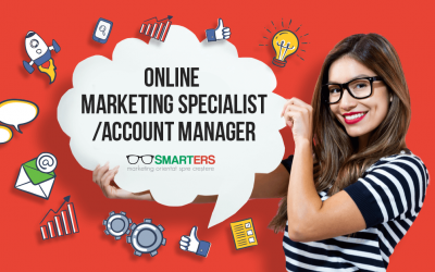 Job Marketing Manager / Senior Online Marketer