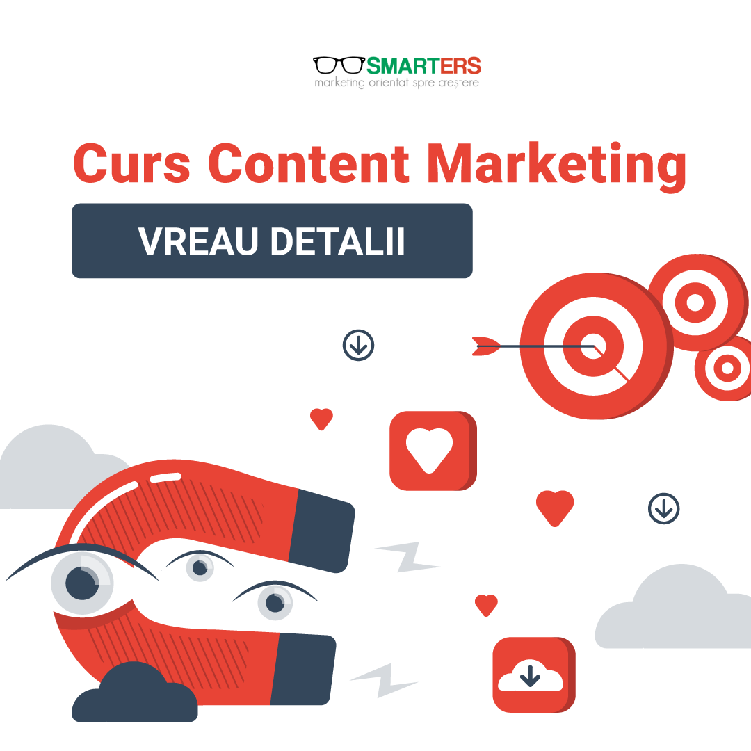 Curs content marketing